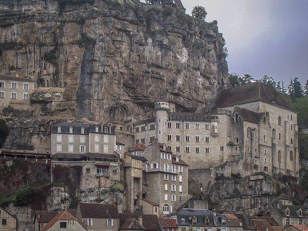 Que faire à Rocamadour quand il pleut ? Image
