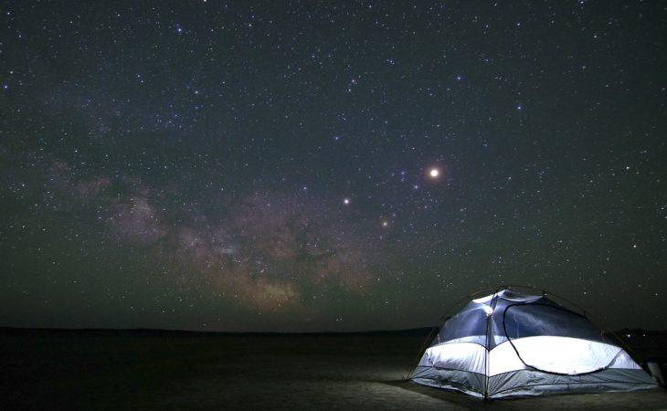 Où dormir sous la tente en Dordogne ? Image