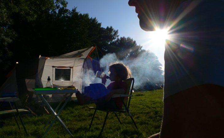 Où camper fin septembre en France? Image