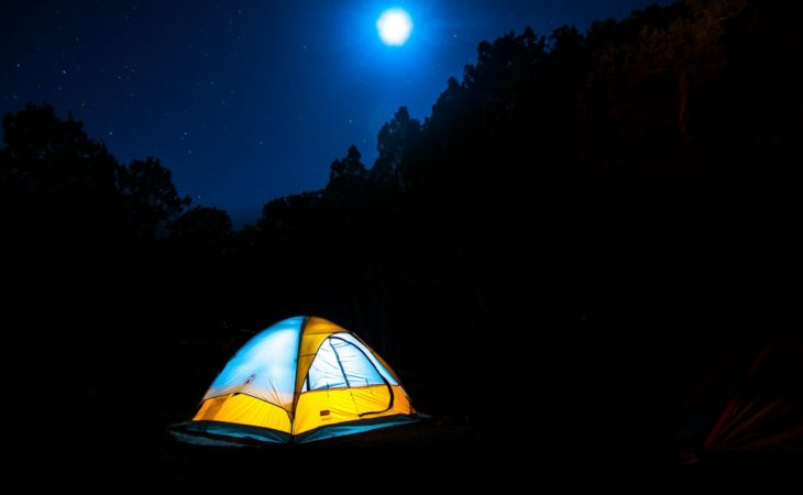 Comment trouver un camping pour les vacances? Image